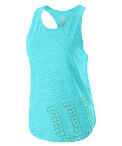 Damen Tennisshirt Ärmellos