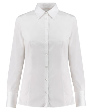 "HUGO - Damen Hemdbluse ""The Fitted Shirt"" Langarm"