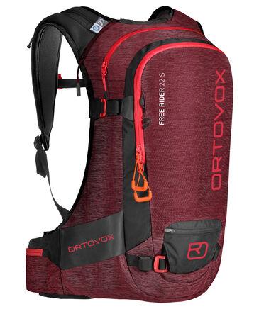 """Ortovox - Ski- und Snowboardrucksack """"Free Rider 22 Short"""" 22 Liter"""