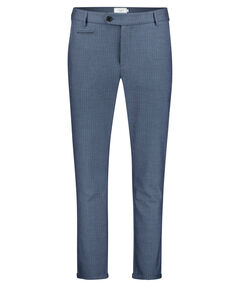 "Herren Hosen ""Como Herringbone Suit Pants"" Slim Fit"