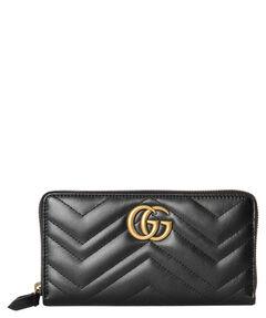 """Damen Brieftasche """"GG Marmont Zip Around"""""""