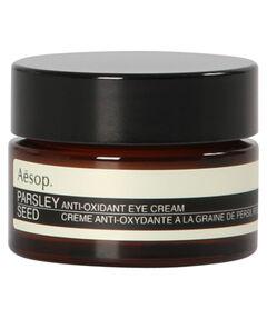 "entspr. 730 Euro / 100 ml - Inhalt: 10 ml Augencreme ""Parsley Seed Anti-Oxidant"""