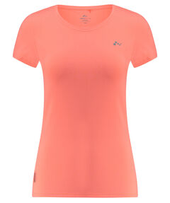 "Damen Laufshirt ""Clarissa Plain"" Kurzarm"