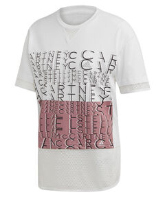 "Damen Fitness-Shirt ""Logo Tee"" Kurzarm"