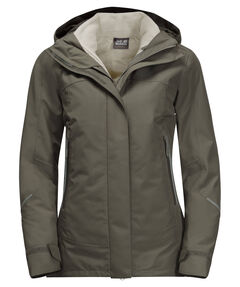 "Damen Doppeljacke ""Taiga Trail"" 3in1"
