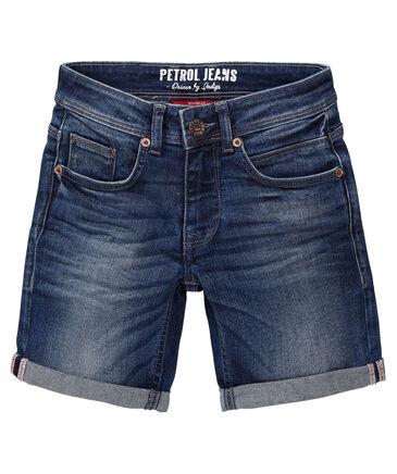Petrol Industries - Jungen Jeansshorts Regular Fit