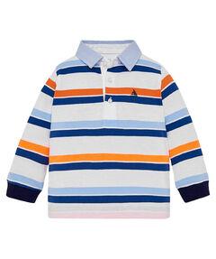 Jungen Baby Poloshirt Langarm