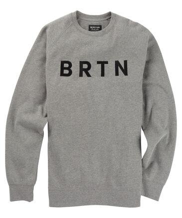 """Burton - Herren Sweatshirt """"BRTN"""""""