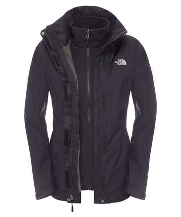 The North Face - Damen Doppeljacke / 3-in-1 Wanderjacke Evolve II Triclimate W