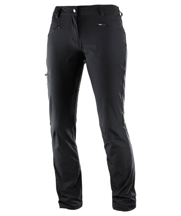 "Salomon - Damen Trekkinghose ""Wayfarer Straight Pant W"""