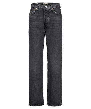 "Levi's® - Damen Jeans ""Ribcage Straight Ankle Feeling"" Straight Fit verkürzt"