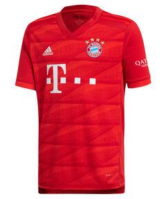"Kinder Fußball-Trikot ""FC Bayern München Heimtrikot"" Kurzarm - Replica"