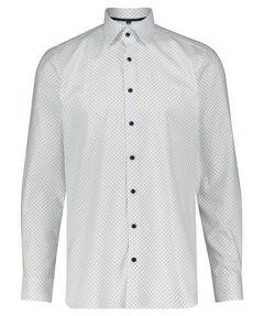 Herren Businesshemd Comfort Fit Langarm