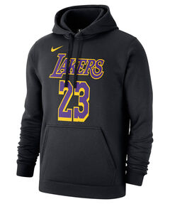 "Herren Basketball-Sweatshirt ""LeBron James Los Angeles Lakers"""