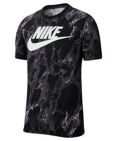 "Herren Basketball T-Shirt ""Swoosh"""