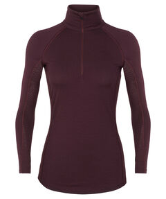 "Damen Funktionsoberteil ""200 Zone Long Sleeve Half Zip"" Langarm"