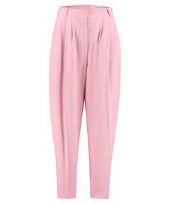 Damen Bundfaltenhose Comfort Fit 7/8-Länge