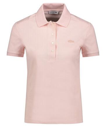 Lacoste - Damen Poloshirt Slim Fit Kurzarm
