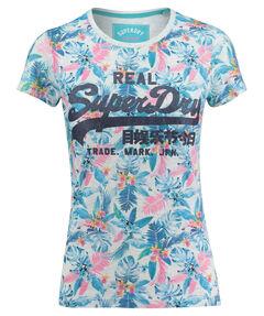 "Damen T-Shirt ""Vintage Logo AOP Entry Tee"""