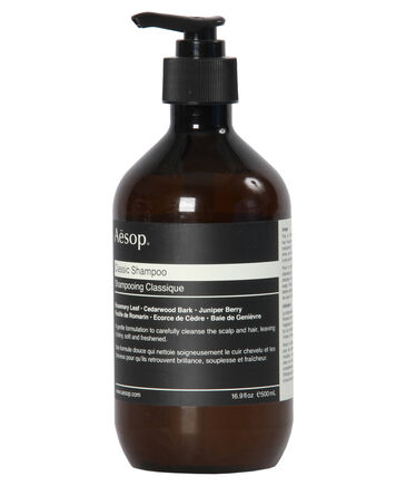 "Aesop - entspr. 78 Euro / 1000 ml - Inhalt: 500 ml Shampoo ""Classic Shampoo"""