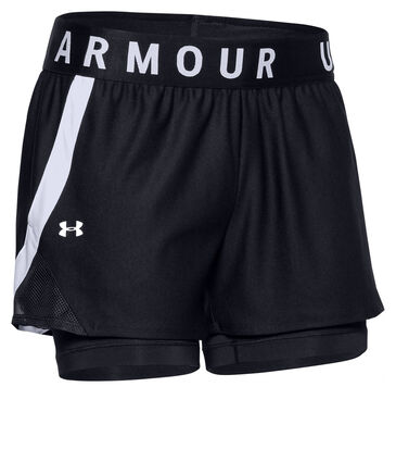 """Under Armour - Damen Trainingsshorts """"Play Up 2-in-1"""""""