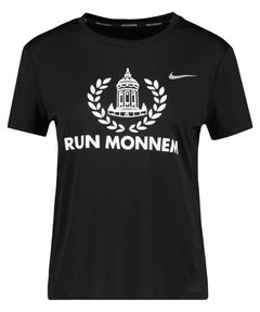 "Damen Running Shirt ""Run Monnem"""