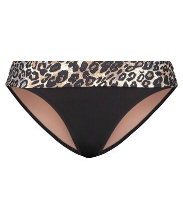"""Hot Stuff - Damen Bikinihose """"Leo Roll Up Pant"""""""