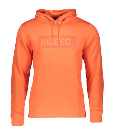 "Nike - Herren Fußball Sweatshirt ""F.C."" mit Kapuze"