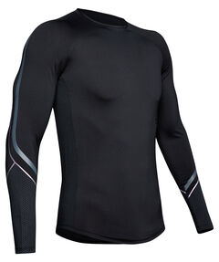 """Herren Fitness-Shirt """"Rush Graphic"""" Langarm"""