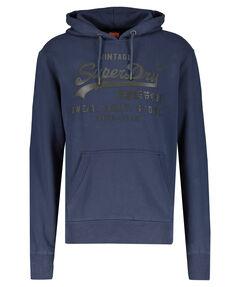 "Herren Sweatshirt ""Vintage Logo Shirt Shop Bonded Hoodie"""