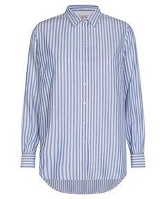 "Damen Hemdbluse ""Karli Stripe Shirt"" Langarm"