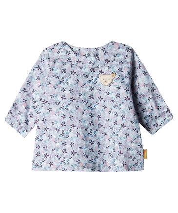 Steiff - Mädchen Baby Bluse