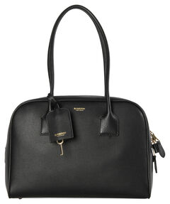 "Damen Henkeltasche ""Medium Leather Half Cube"""