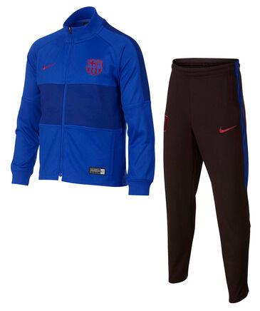 "Nike - Kinder Fußball-Trainingsanzug ""FC Barcelona Strike"""