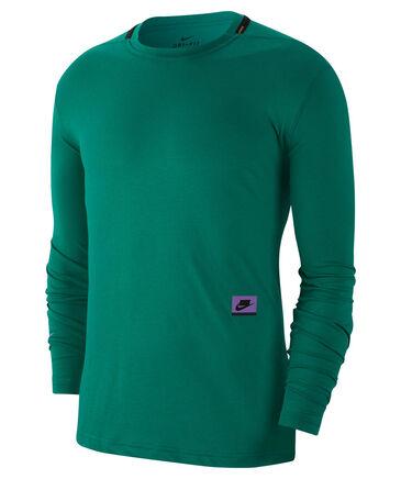 "Nike - Herren Trainingsshirt ""Dri-FIT"" Langarm"