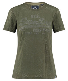 "Damen T-Shirt ""Vintage Logo Burn Out Entry Tee"""