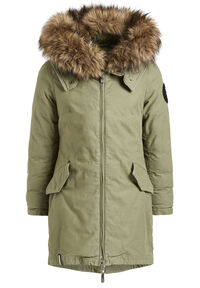 "Damen Parka ""Jessi With Inner Jacket"""