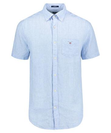 Gant - Herren Leinenhemd Regular Fit Langarm