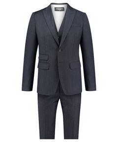 """Herren Anzug """"London"""" dreiteilig Slim Fit"""
