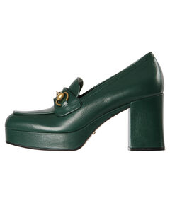 Damen Plateau-Pumps