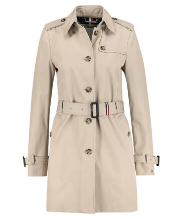 """Tommy Hilfiger - Damen Trenchcoat """"Heritage Single Breasted Trench"""""""