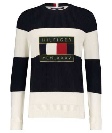 "Tommy Hilfiger - Herren Pullover ""Iconic Graphic Sweater"""