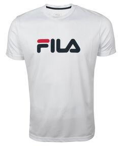 """Herren Tennisshirt """"Logo"""" Kurzarm"""
