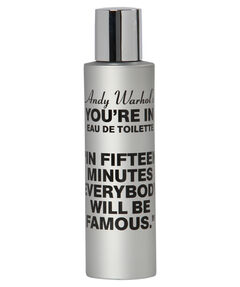 "entspr. 119,90 Euro/ 100ml - Inhalt: 100ml Parfum ""In Fifteen Minutes Everybody Will Be Famous"""