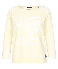 "Damen Sweatshirt ""Burnout Pastel Crew"""