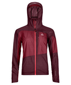 "Damen Funktionsjacke ""Merino Windbreaker"""