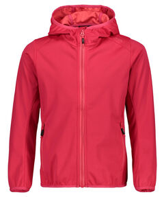 "Mädchen Outdoorjacke ""Girl Jacket Fix Hood"""