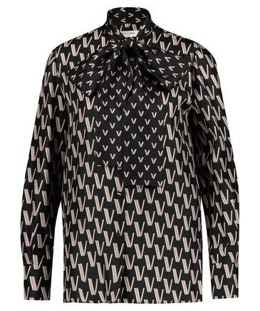 Valentino - Damen Bluse Langarm