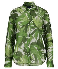 """Damen Bluse """"Palm Breeze"""" Langarm"""
