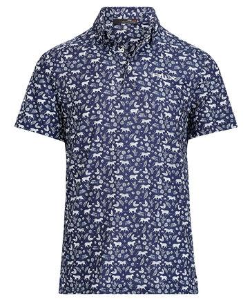 Polo Ralph Lauren Golf - Herren Poloshirt Kurzarm Slim Fit